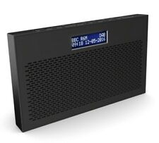 Majority Histon DAB+ DAB FM Digital Portable Radio Black 2nd Edition