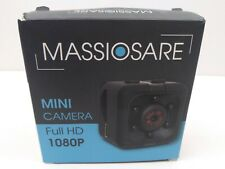 Mini Spy Hidden Camera, 1080P Portable Small HD Nanny Cam with Night Vision b9