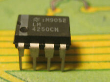 LM4250CN Programmable Operational Amplifier DIP8  National 1pcs