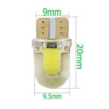 LAMPADINA silicone mini auto T10 W5W plafoniera cruscotto porta oggetti