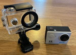 EKEN Sport Camera Action 4K Ultra HD WiFi With GoPro Case