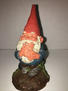 "1993 Klaus Wickl ""Willie"" Enseco Gnome Figurine"