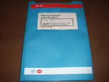 Workshop Manual Audi 100 C 4 Fuel Injector since 1991