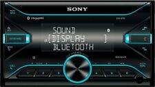Sony - Built-in Bluetooth - In-Dash Digital Media Receiver - Black