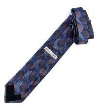"""New BEREND DEWITT Men's ITALIAN SILK TIE Necktie 55"""" Blue, Pink"""