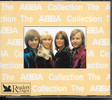 ABBA - The Abba Collection (4 CD BOX) 80TR Reader's Digest 1992 Europe RARE!!