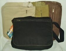 Canvas Medium Soft Bags for Men with Adjustable Straps