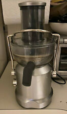 BREVILLE JUICER The Juice Fountain Cold (Stainless Steel) Original Box