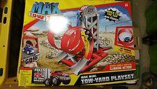 Jakks Pacific Max Tow Truck Mini Tow Yard Playset #87239 Plastic Toys NEW