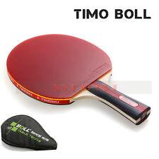 High Quality Original  TIMO BOLL  M3  Table Tennis Racket/ Table Tennis bat