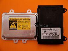 Xenon Steuergerät Skoda Superb II 3T4 5DV009000-00 + AFS Kurvenlicht 7L6941329B