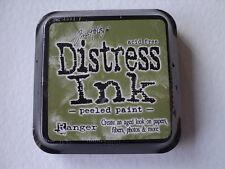 """TIM HOLTZ DISTRESS INK PAD PEELED PAINT FULL SIZE 2"""" BNIP *LOOK*"""