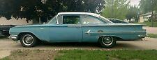 1960 Chevrolet Bel Air/150/210 2 door post