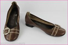 Ballerines JB MARTIN Cuir Marron T 38 BE