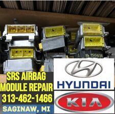 ALL KIA AND HYUNDAI SRS AIRBAG MODULE RESET, CRASH DATA CLEAN SERVICE