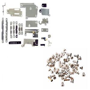 For iPhone 6S Plus Metal Bracket & Screw Set Inner Metal Brackets & Screws