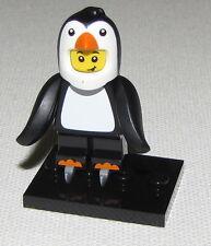 LEGO NEW SERIES 16 PENGUIN BOY COSTUME MINIFIGURE 71013 SUIT FIGURE