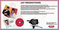 ELVIS HOT SHOTS&COOL CLIPS # 8 DVD & 1969 MENU+2017 POCKET CALENDAR*2017 NEW