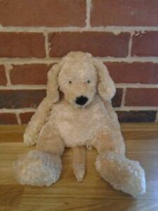 "JELLYCAT  GOLDEN DOG/ PUPPY  app. 16"" J628"