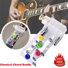 Classical Guitar Learning System Teaching Aid Chord Buddy Practice Assistant'