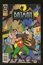 BATMAN ADVENTURES #4 FINE 1992 FOX TV SHOW ROBIN #mt-2017-078