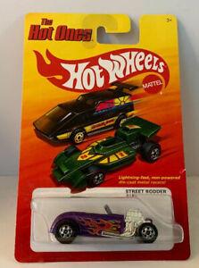 Hot Wheels Hot Ones Street Rodder