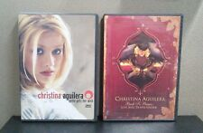 Christina Aguilera: Genie Gets Her Wish / Back To Basics   (DVD)    LIKE NEW