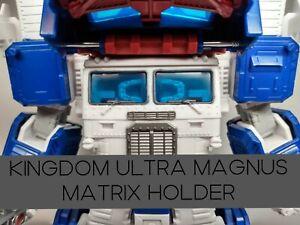 Matrix Holder for Kingdom Ultra Magnus Transformers JRC DESIGN
