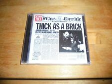 "Jethro Tull ""Thick As A Brick"" CD L'ESPRESSO ITA 2015 - SEALED"
