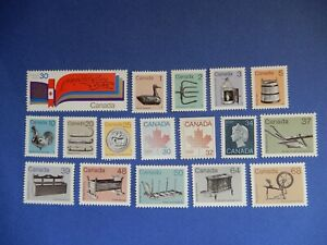 #916/933, 1080 MNH  pristine stamps taken from my personal stamp album CV=$11.30