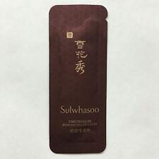 Sulwhasoo Timetreasure Renovating Serum EX 1ml * 120pcs Anti-Aging Korea