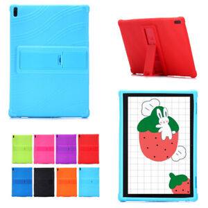 Child Silicone Case For Lenovo Tab E10 TB-X104F/N 10.1'' ShockProof Stand Cover