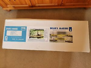 Deans Marine CHRISTIAAN BRUNINGS Model Boat kit use with Steam engine/elec motor