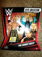 WWE MATTEL ELITE SHOP ZONE HARDY BOYZ MATT-N-JEFF SEALED IN ORIGINAL PACKAGE