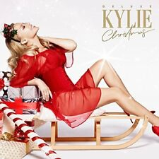 Kylie Christmas CD+DVDDeluxe Edition : Kylie Chris by Kylie Minogue New Music CD