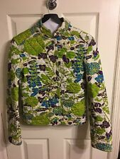 Burberry Reversible Quilted Jacket Size 10 Small
