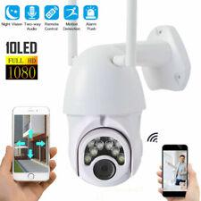 1080P HD PTZ Security WIFI Camera Waterproof Outdoor Wireless IP CCTV Pan IR Cam