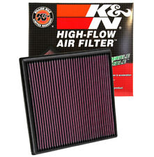 33-2966 K&N Replacement Air Filter OPEL ASTRA 1.6L L4 09-10, TURBO (KN Panel Rep