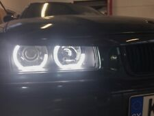 Angel Eyes DTM STYLE E36  M4 STYLE For BMW 3 Series Headlights