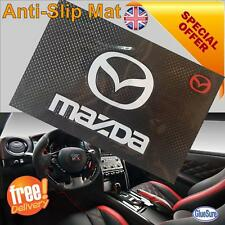MAZDA CAR DASHBOARD NON SLIP GRIP DASH MAT ANTI SLIDE PHONE KEY COINS STICKY