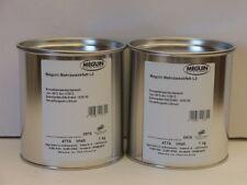 6,50€/kg Meguin Mehrzweckfett L2 2 x 1 kg Lithium Schmierfett  universal