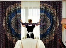 Indische Baumwolle Elefant Mandala Vorhang Fenster Tür Abdeckung hängende Setz