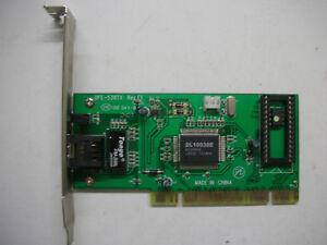 D-Link DFE-538TX Rev E1 DL10038E RJ45 PCI