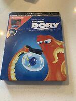 Finding Dory [Steelbook] [Pixar] (4K Ultra HD + Blu-ray + Digital)