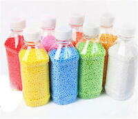 1 Bottle 300ml Styrofoam Balls for  Small Tiny Foam Beads for Floam Fil Sn
