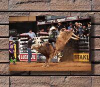 P995 Art Professional Bull Riders (PBR) 03 Poster Hot Gift 14x21 24x36