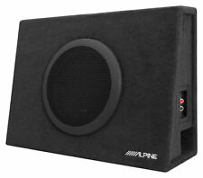 """ALPINE SBT-S10V 10"""" Ported Car/Truck Loaded 2-Ohm Subwoofer in Sub Enclosure Box"""