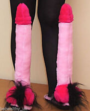 SLIPPERS MEN & WOMEN WILLY PENIS PECKER PLUSH FUNNY PERFECT GIFT