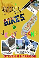 Blogs, Bikes & Jelly Beans!. Harrison, R. 9781291009996 Fast Free Shipping.#