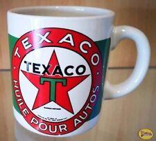 Tasse - Chope  Mug Céramique TEXACO Vert
